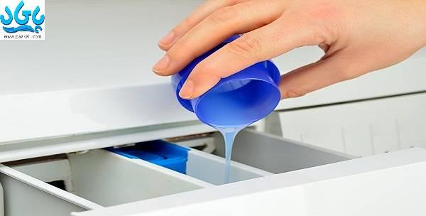 مایع لباسشویی تندیس